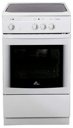 Электрическая плита DeLuxe 506003.04 ЭС White