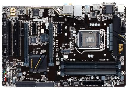 Материнская плата GIGABYTE GA-H170-HD3 DDR3