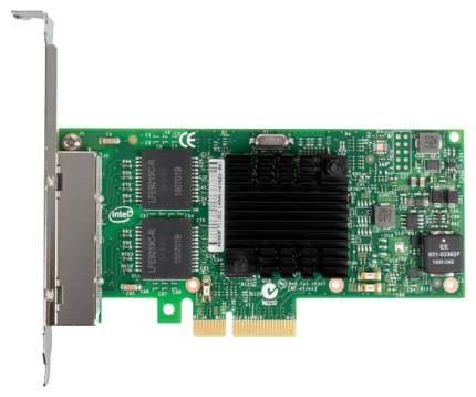 Сетевая карта Intel I350T4V2BLK 936716