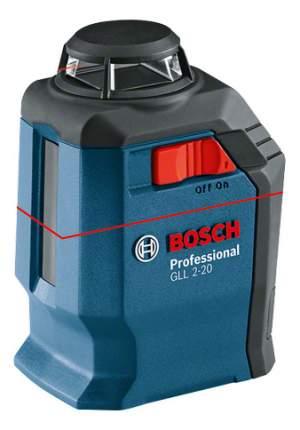 Лазерный нивелир Bosch GLL 2-20 + BM3 0601063J00