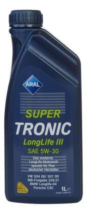 Моторное масло Aral SuperTronic LongLife III 5W-30 1л