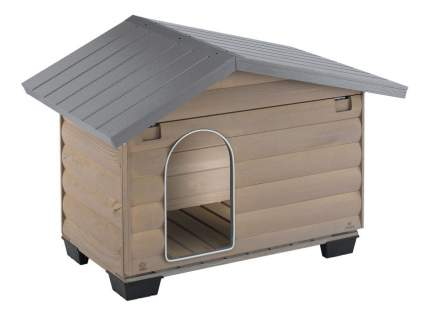 Будка для собак Ferplast Canada 4 деревянная, 110х69,5х74,5см