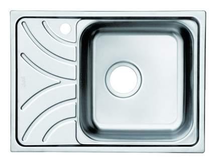 Мойка для кухни из нержавеющей стали IDDIS Arro ARR60PRi77