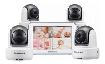 Видеоняня Samsung SEW-3043WPX4 с четырьмя камерами