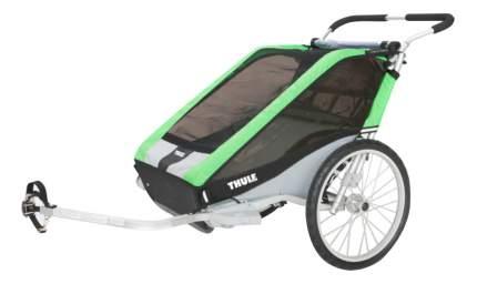 Коляска 2 в 1 Thule Chariot Cheetah-2 зеленый