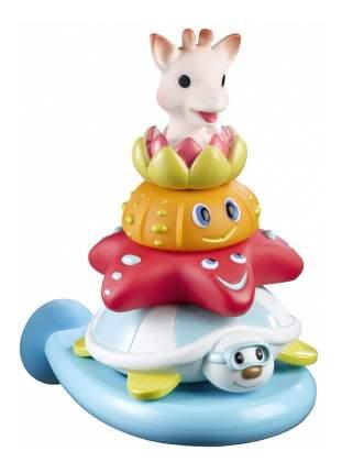 Игрушка для игр в ванной Vulli Пирамидка