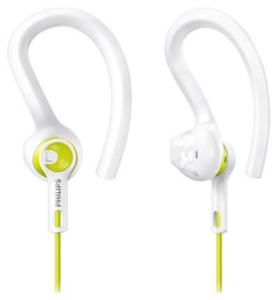 Наушники Philips SHQ1400 White\Green
