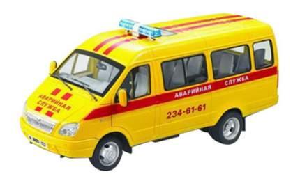 Машина спецслужбы Joy Toy Газель аварийная служба