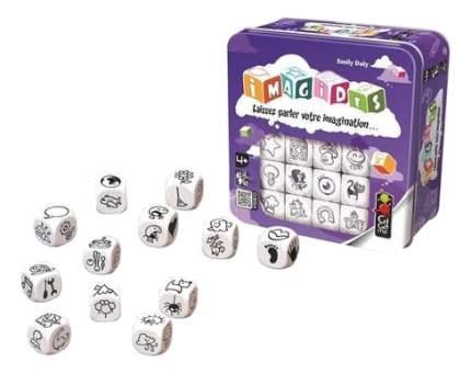 Семейная настольная игра Gigamic Imagidice