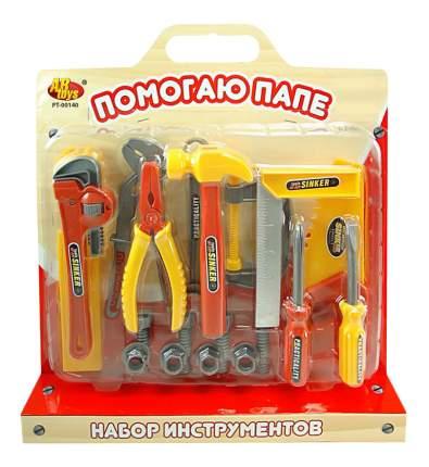 Набор игрушечных инструментов Помогаю Папе Набор инструментов PT-00140(0713Q-2)