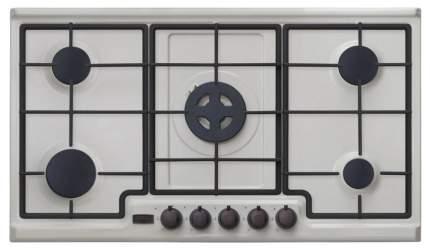Встраиваемая варочная панель газовая Korting HG 9115 CTRI White
