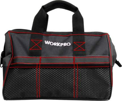 Сумка для инструмента WORKPRO 6 карманов, до 10 кг (W081003)