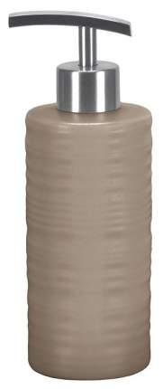 Дозатор для мыла Kleine Wolke Sahara 18x6 см Песочный