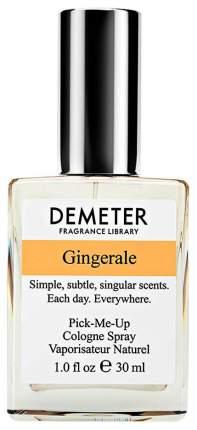 Духи Demeter Fragrance Library Имбирный эль (Gingerale) 30 мл