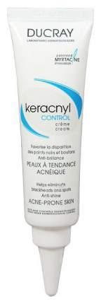 Крем для лица Ducray Keracnyl Control Crème 30 мл