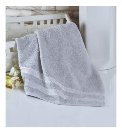 Банное полотенце KARNA серый