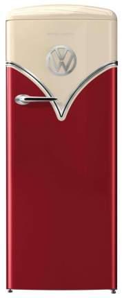 Холодильник Gorenje OBRB153R Red