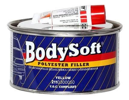 Полиэфирная шпаклевка BODY soft , 1 кг