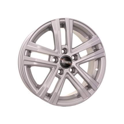 Колесные диски Tech-Line 645 R16 6.5J PCD5x114.3 ET45 D67.1 (rd831596)