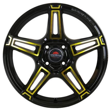 Колесные диски YOKATTA Model-35 R17 7J PCD5x114.3 ET50 D64.1 (9131350)