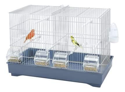 Клетка для птиц Imac COVA 55, голубой, 58х31х40см (07403С)