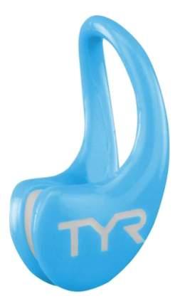 Зажим для носа TYR Ergo Swim Clip голубой (452)