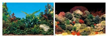 Фон для аквариума ferplast растительность 80x40