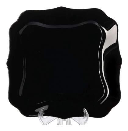 Тарелка Luminarc Authentic Black 26 см