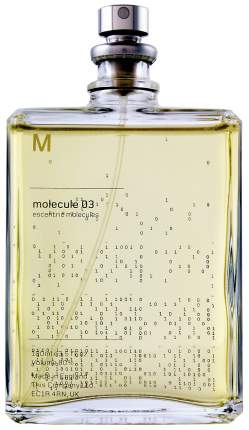 Парфюмерная вода Escentric Molecules Molecule 03 edp 100 ml