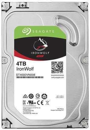 Внутренний жесткий диск Seagate IronWolf 4TB (ST4000VN008)