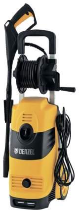 Электрическая мойка высокого давления DENZEL HPС-2100 58208