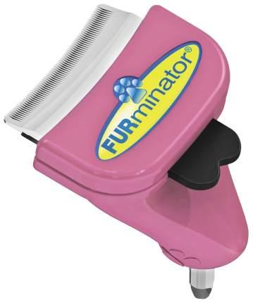 Насадка для фурминатора FURminator® FURflex против линьки S для маленьких кошек