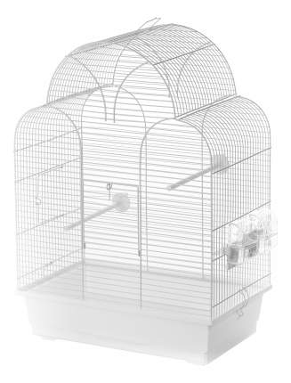 Клетка для птиц INTER-ZOO 45x28x63 P026