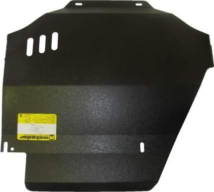 Защита кпп, защита рк (раздаточной коробки) Мотодор для Volkswagen (motodor12704)