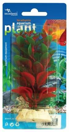 Искусственное растение Tecatlantis ветка 10см 6088 зеленый, красный