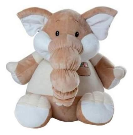 Мягкая игрушка СмолТойс слоник дези 57 см 2105/БЖ/57