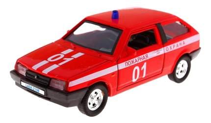 Машинка Lada 2108 Пожарная охрана Autotime 3308 1:36