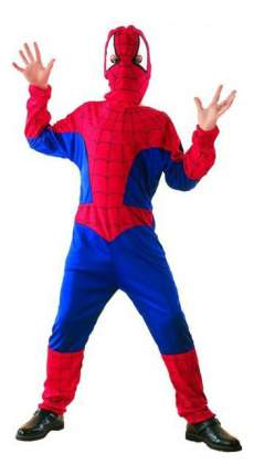 Snowmen Карнавальный костюм человек паук 7 10 лет Snowmen