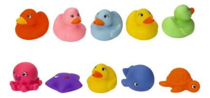Игрушка для купания ABC Набор из 5 игрушек для ванны