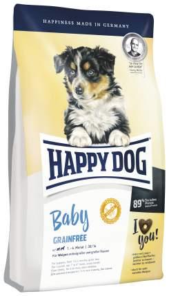 Сухой корм для щенков Happy Dog Supreme Young Baby Grainfree, беззерновой, птица, 10кг