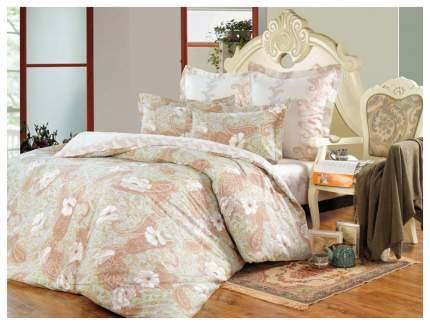 Комплект постельного белья СайлиД сатин печатный семейный