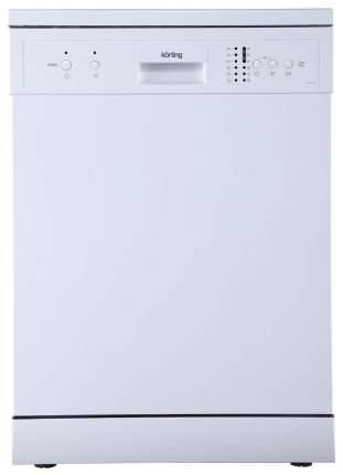 Посудомоечная машина 60 см Korting KDF 60150 white