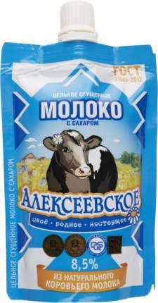 Молоко сгущенное Алексеевское 8.5% с сахаром 100 г