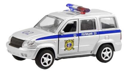 Модель УАЗ Патриот 3163 Полиция 1:50 Play Smart А74788 инерционная