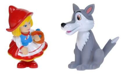 Игрушки для ванны Красная шапочка и волк Играем вместе 143R