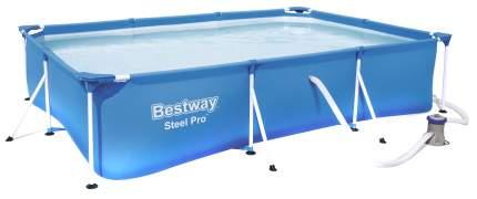 Бассейн каркасный Bestway Steel Pro 56411