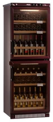 Винный шкаф POZIS ШВД-78 Brown