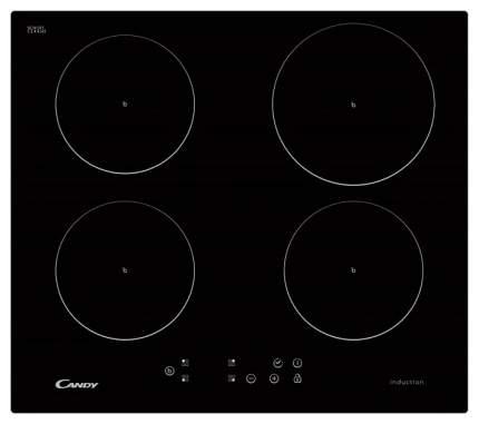 Встраиваемая варочная панель индукционная Candy CI 640 CB Black