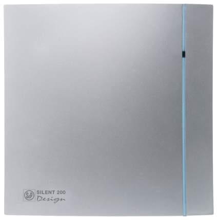 Вентилятор настенный Soler&Palau Design 3C Silent-200 CZ 03-0103-131
