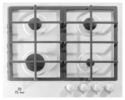 Встраиваемая варочная панель газовая DeLuxe TG4 750231 F - 073 White